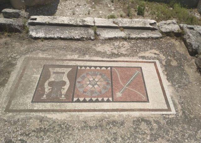 Letoon Antik Kenti Apollon tapınağı