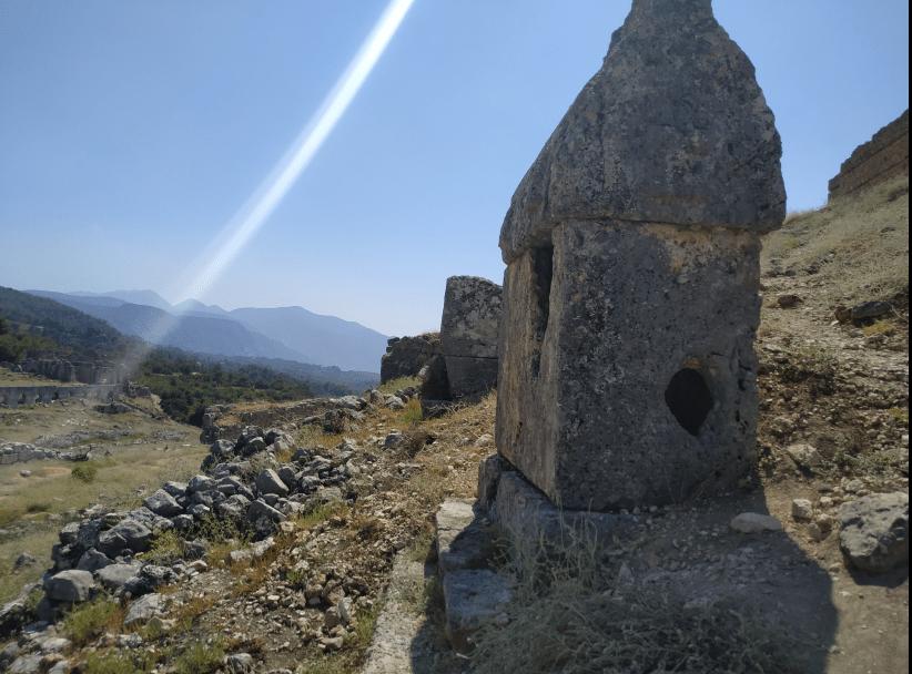Tlos Antik Kenti