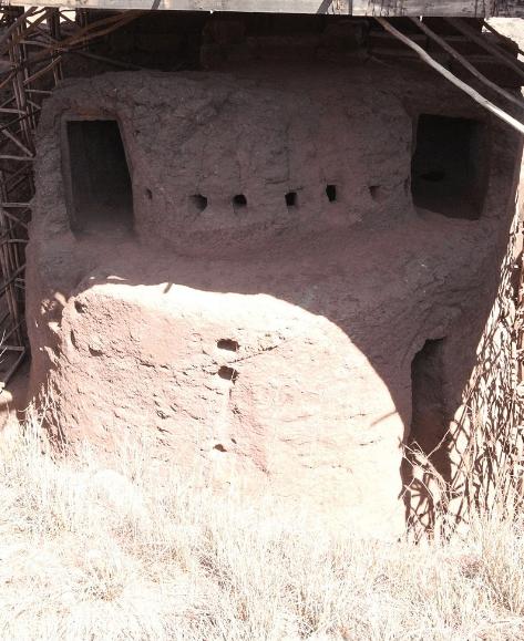 Etiyopya Hristiyanlarının Kutsal Bölgesi Lalibela biete lehem