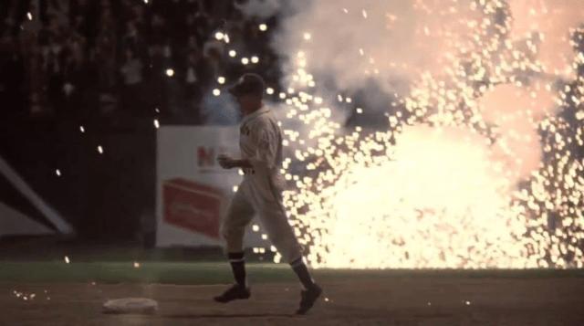 Beyzbol Filmleri doğuştan yerenekli