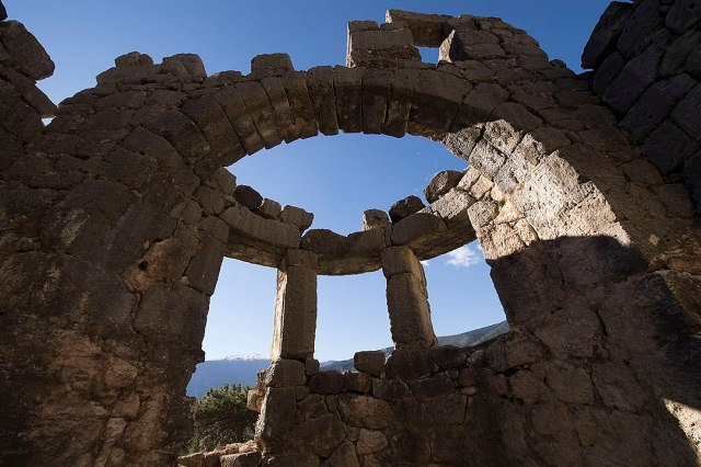 Arykanda Antik Kenti hamam