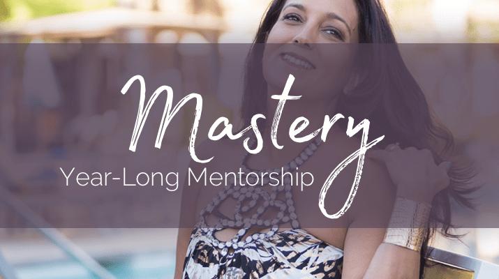 Mastery Year Long Mentoship