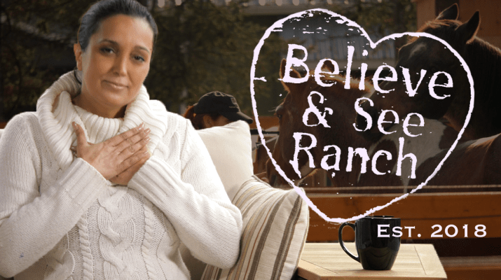 The Day My Life Changed - Believe and See Ranch