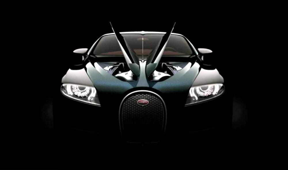 Footage Fridays: World's Most Elegant 4 Door Car, Bugatti 16C Galibier  (1/2)