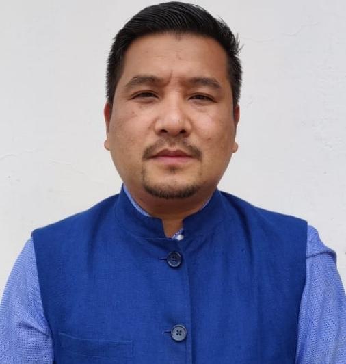 tongpang ozukum minister nagaland
