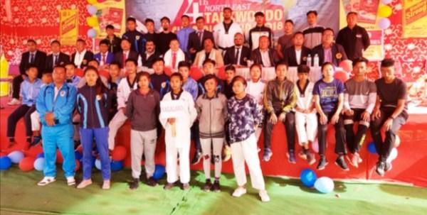 4th Northeast Taekwondo Championship