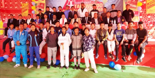 4th Northeast Taekwondo Championship