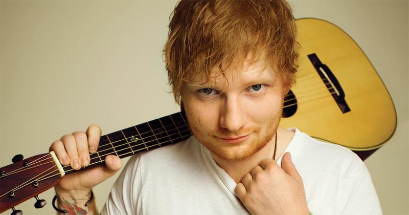 Ed Sheeran named world's best-selling recording artist of 2017