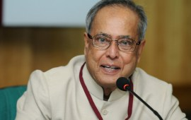Idea of India will prevail to defeat divisive tendencies & intolerance: Pranab Mukherjee