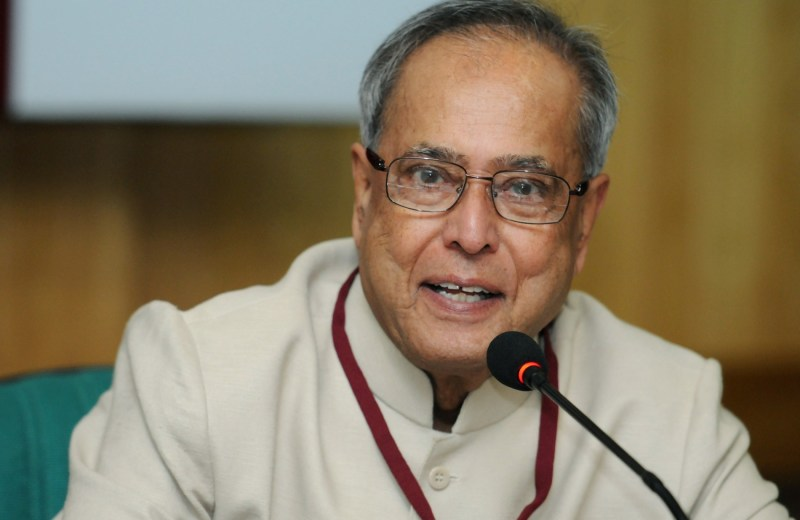 Young India should remove disparities between haves and have nots: Pranab Mukherjee