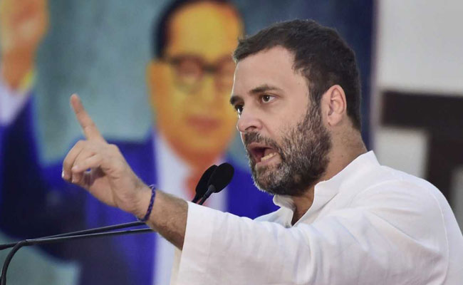 Why 'chowkidar' is silent: Rahul Gandhi on PNB fraud