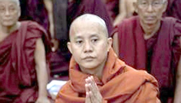 Facebook removes page of firebrand  Myanmar monk dubbed as 'Buddhist Bin Laden'