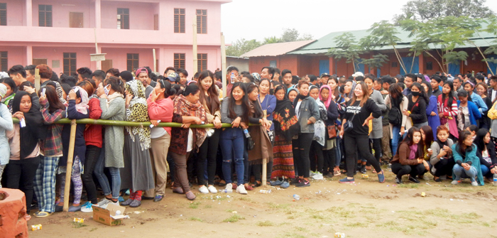Nagaland records 75% voters turn out; 1 killed, 3 injured in clashes