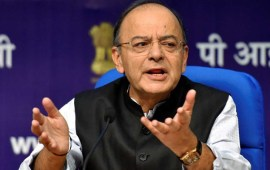 GST a monumental reform, hit growth only for 2 qtrs: FM