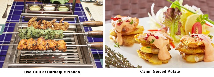 Barbeque Nation opens  outlet in Dimapur