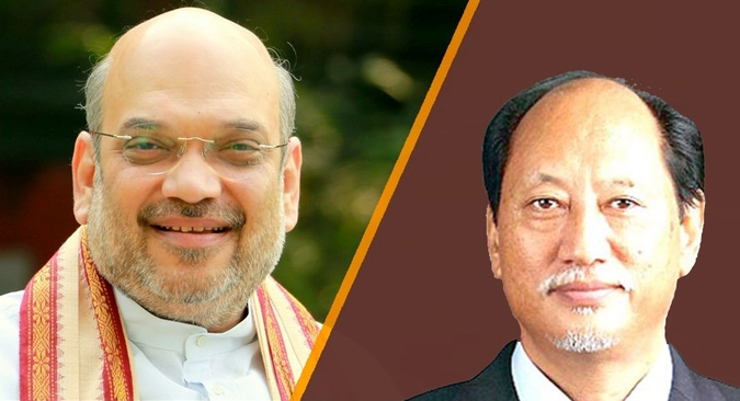 NDPP-BJP dethrones NPF from power in Nagaland