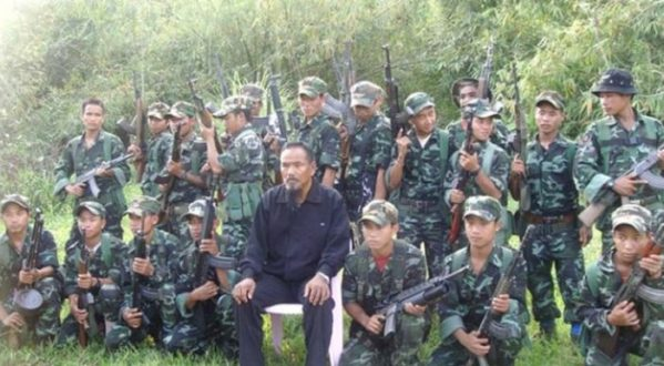 Not averse to peaceful approach to  resolve Naga issue, says NSCN (K)