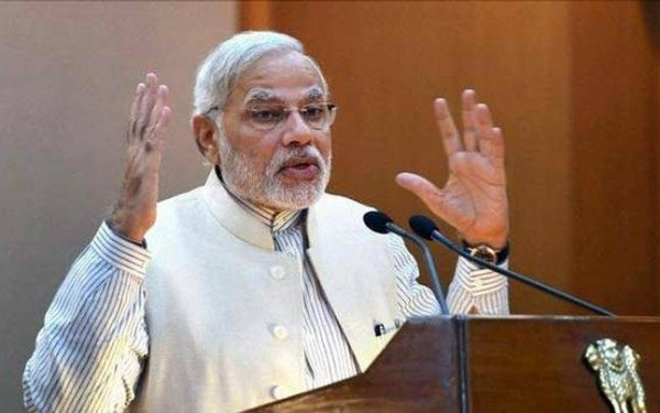 We need to bring positive change, our aim is social justice, says PM Modi