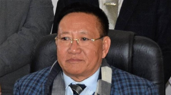 Will continue work for  Naga solution: Zeliang