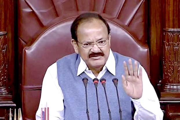 Don't erode 'the quality of polity': Naidu over washout of Parliament proceedings