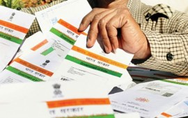 Aadhaar just an ID, says Nilekani