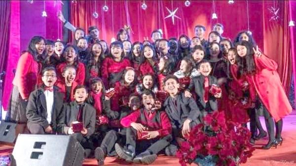 After Shillong Chamber Choir, Meghalaya's Aroha Choir to perform another world class act