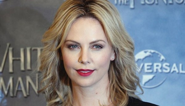 Teachers arming themselves is an 'outrageous' solution to gun violence: Charlize Theron