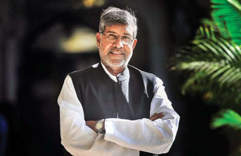 4% of children below 18 sexually  abused: Kailash Satyarthi