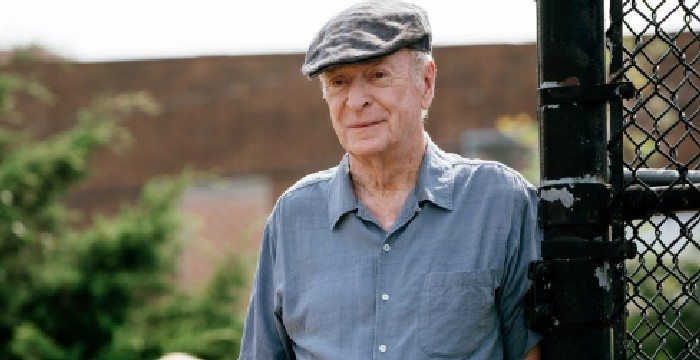 I loved Woody, I thought he was a great guy, but I'm stunned: Michael Caine