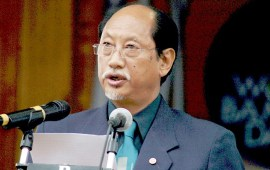 Settlement of Naga issue vital for  economic development: Nagaland CM