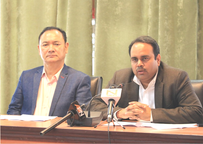 Commissioner Nagaland to be RO for LS polls