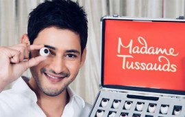 Mahesh Babu is the first Telugu actor to be at Madame Tussauds