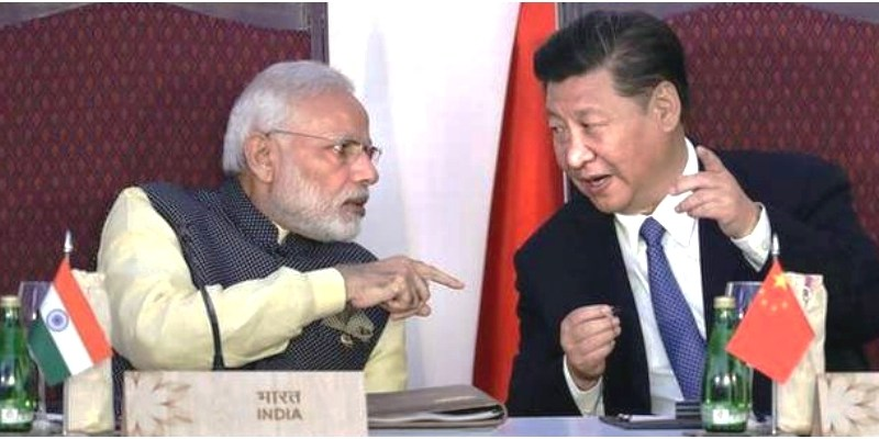 Modi-Xi to chart a new course  for India-China ties