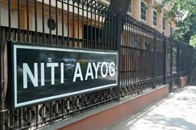 NITI Aayog to soon come out with  development agenda for 'New India 2022'