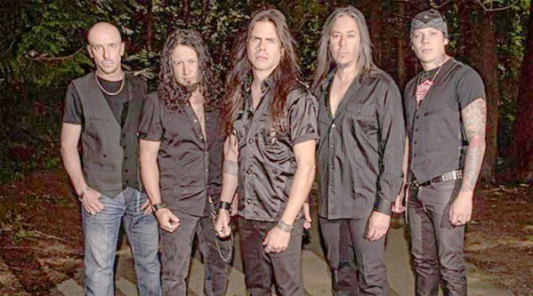 An exotic flower, found only in Manipur, brings to the state Grammy-nominated Queensrÿche