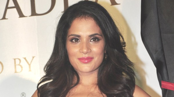 There's an unspoken hierarchy on a  mainstream film's set: Richa Chadha