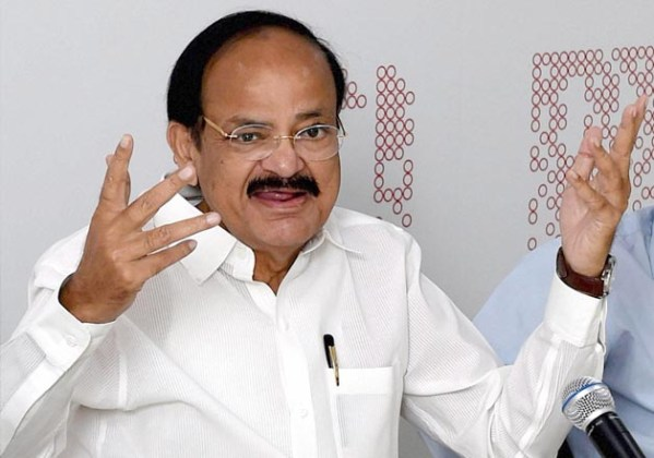 Neighbouring country must give up policy of aiding terror: Naidu