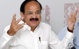 World has moved from world war 1 for territories  to modern battles for markets: Naidu