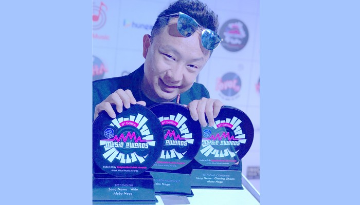 Alobo Naga bags 3 Awards at AAMA