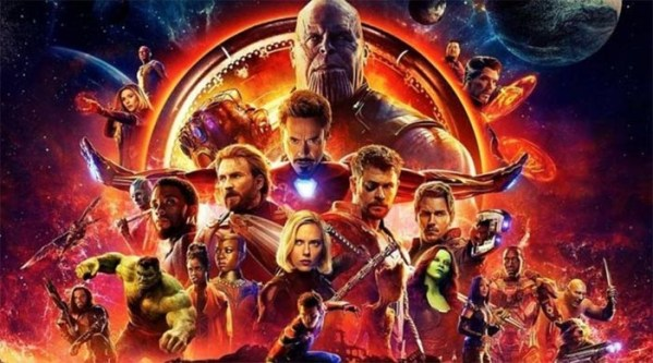 Avengers Infinity War's online ticket sale is already breaking records in India