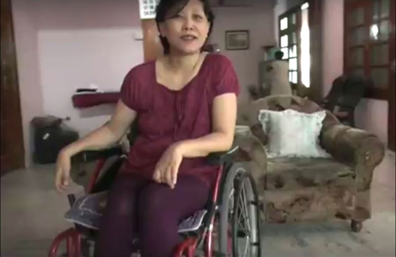 Rights activist seeks accessibility of  Govt websites to people with disabilities