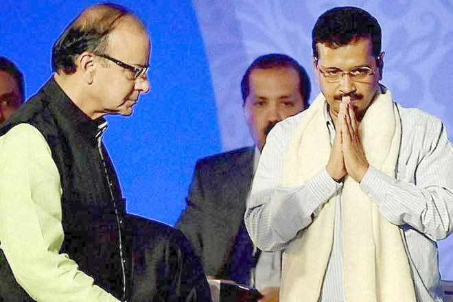 Jaitley, Kejriwal move joint plea in  HC to settle defamation cases
