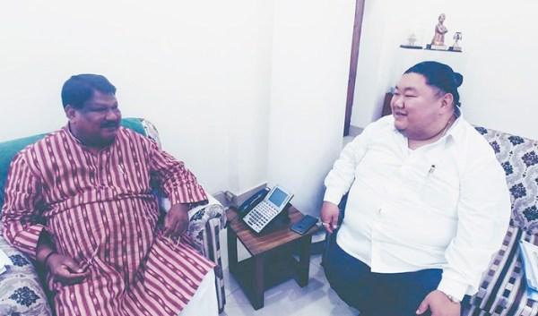 Temjen Imna urges Jual Oram to release  pending post-matric scholarships