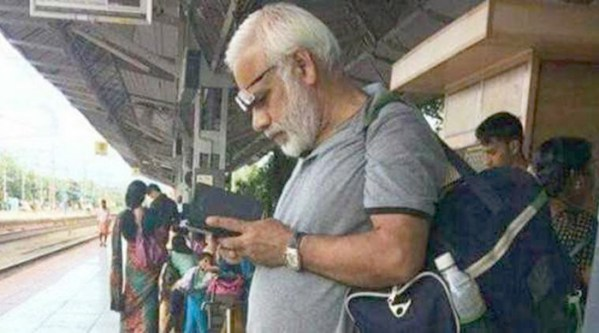 PM Modi lookalike lands a role in Kannada film on demonetisation