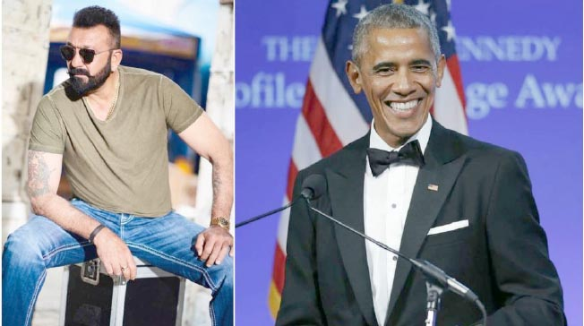 When Barack Obama called Sanjay Dutt 'Munna Bhai'