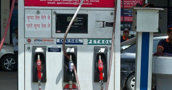 Petrol prices touch highest level under BJP govt, diesel at record peak