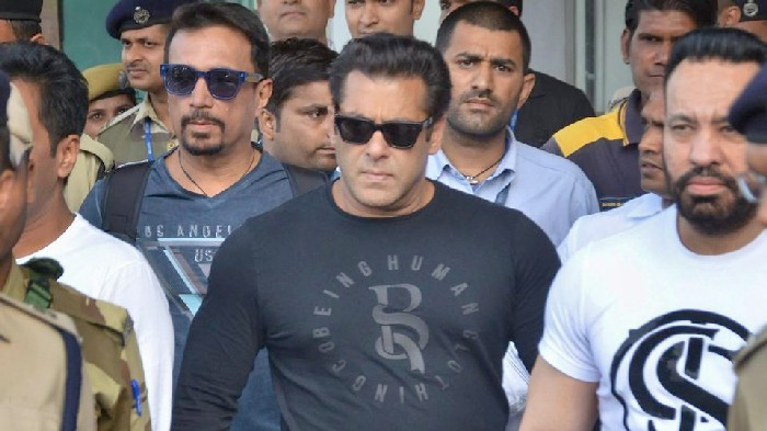 On wildlife crime bureau list, Salman Khan is criminal No. 39