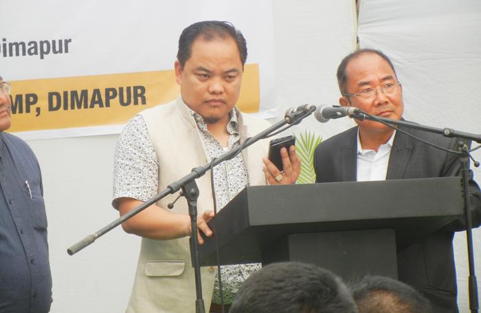 Tovihoto inaugurates Power Deptt's Customer Care Centre