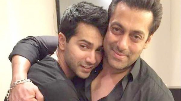 Salman Khan too young to have a biopic made on him: Varun Dhawan
