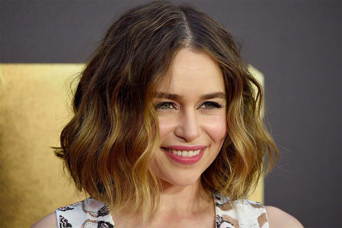 GoT actor Emilia Clarke praises the show for balance of nudity
